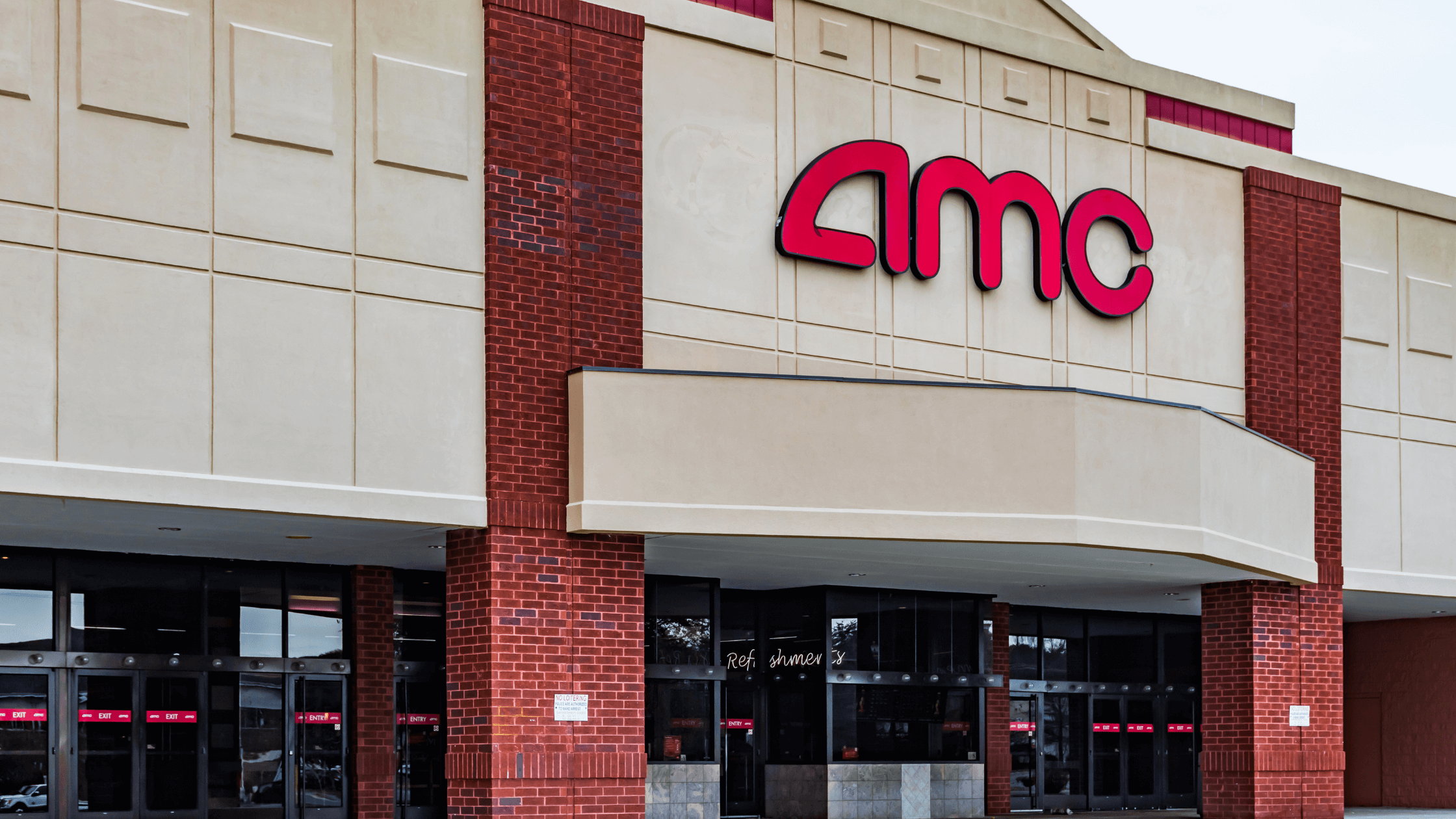 AMC Entertainment Stock Sheds Over 6%