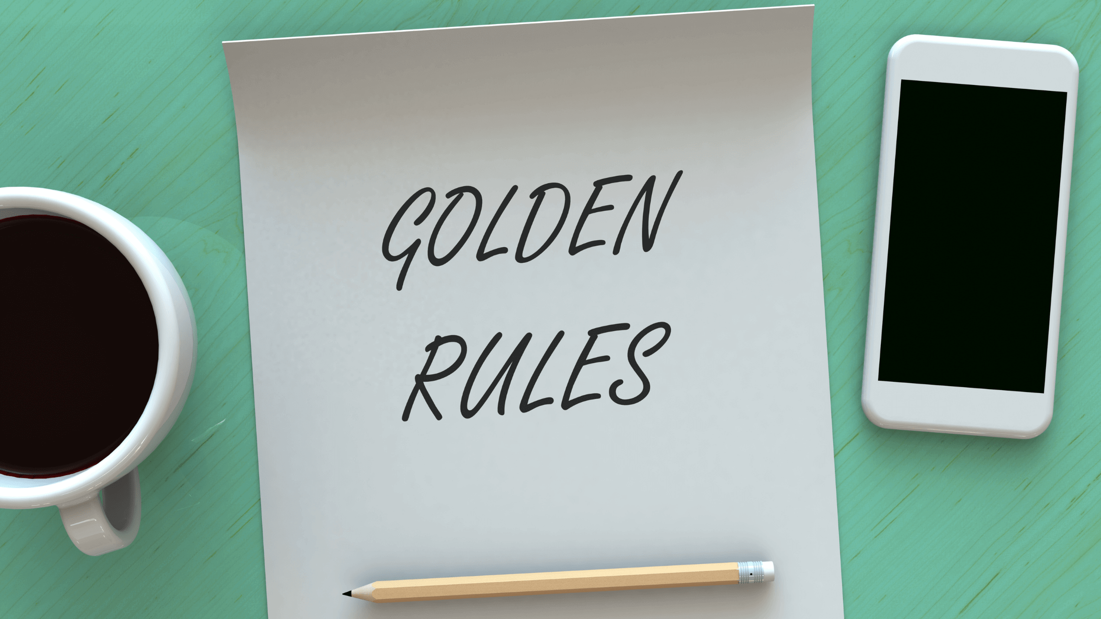 5 Golden Rules to Follow Before You Invest